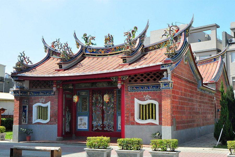 崇蘭蕭氏家廟