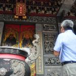 屏東-阿緱城人文地圖-東石徐府廟