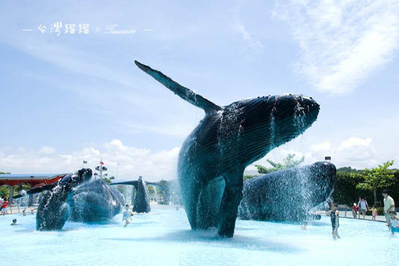 【海洋生物博物館】想看魚就要來屏東